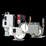 Средства автоматизации тепловых пунктов и центральных вентиляционных установок